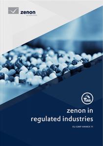 zenon EU GMP Annex 11 Compliance 20